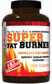 Brûleur de graisse: rapide et sûr