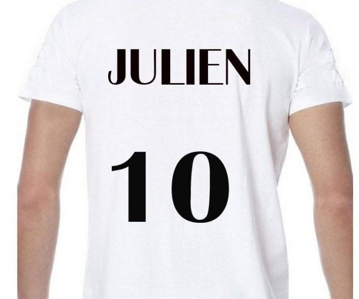 Impression tee-shirt personnalisé : on se lance ?