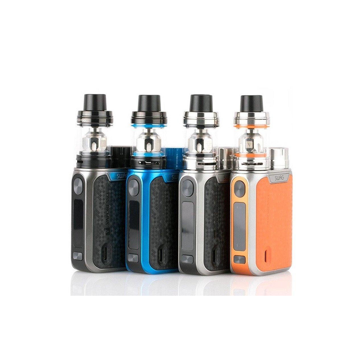 Vaporesso : quels sont les kits d'e-cigarettes Vaporesso proposées ?